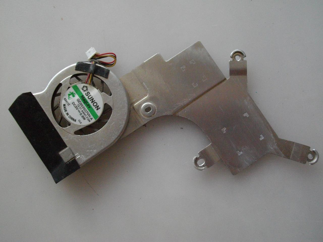 Вентилятор, система охлаждения, SUNON GC053507VH-A ОРИГИНАЛЬНЫЙ бу Acer Aspire One D250 (KAV60) бу