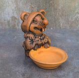 Керамічна сільничка Миша, фото 2