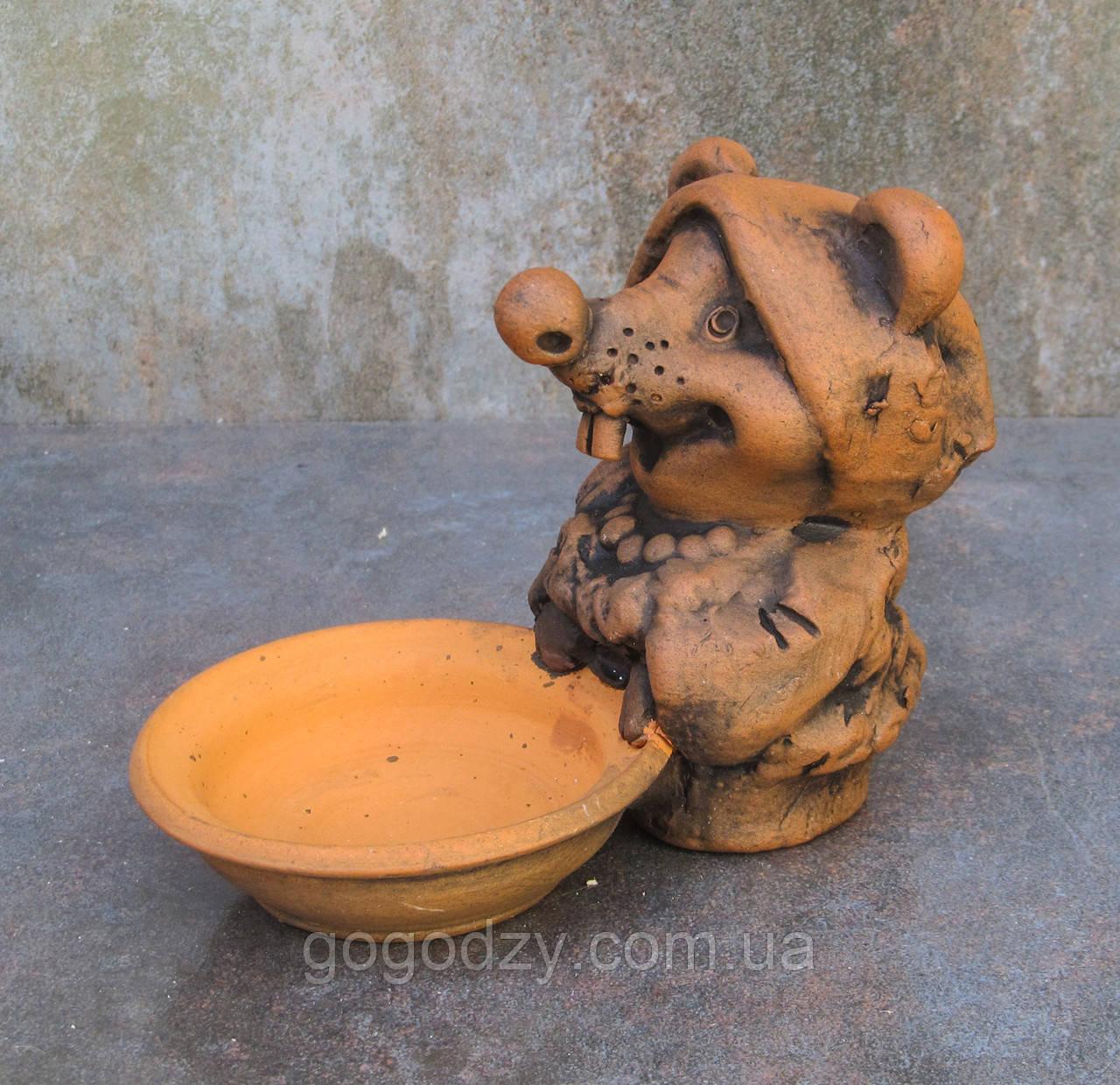 Керамічна сільничка Миша