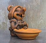 Керамічна сільничка Миша, фото 4