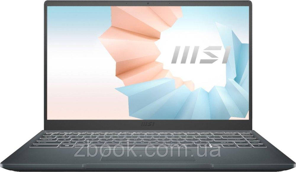 "MSI MODERN 14 Core™ i3-10110U 2.10 GHz 128GB PCIe NVMe 8GB SSD 14"" - Modern14B486"