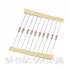 Резистор  0,25Вт   2,7 Om 5% (2,5х6,8мм), лента Royal Ohm / уп.100 шт