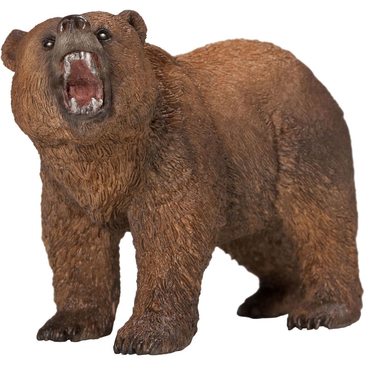 Schleich 14685 Медведь Гризли Grizzly Bear