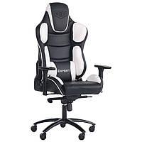 Крісло VR Racer Expert Idol чорний/білий, TM AMF
