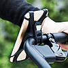 Вело-мото держатель для смартфона Baseus Miracle Bicycle Vehicle Mounts SUMIR-BY01 (Черный), фото 3