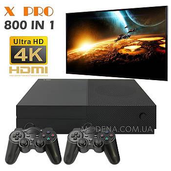 Игровая приставка X PRO HDMI+AV   800 встроенных игр