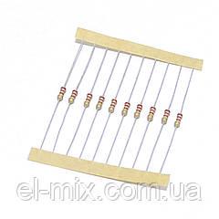 Резистор 0,25Вт     1,2 kOm 5% (2,5х6,8мм), лента Royal Ohm / уп.100 шт