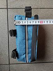 Сумка для телефону на велосипед (велосумка), фото 3