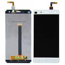 Дисплей Xiaomi для Mi 4 с сенсором White (DX0606)