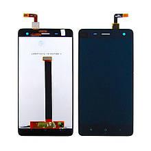 Дисплей Xiaomi для Mi 4 с сенсором Black (DX0606)