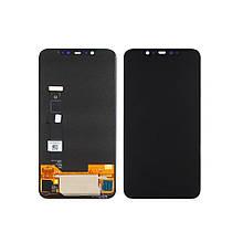 Дисплей Xiaomi для Mi 8 с сенсором Black (DX0613)