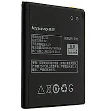 Аккумуляторная батарея BL210 для Lenovo S820/ S820e/ A750e/ S650/ S658T/ A656/ A766/ A658t 2000 mAh (00005925)