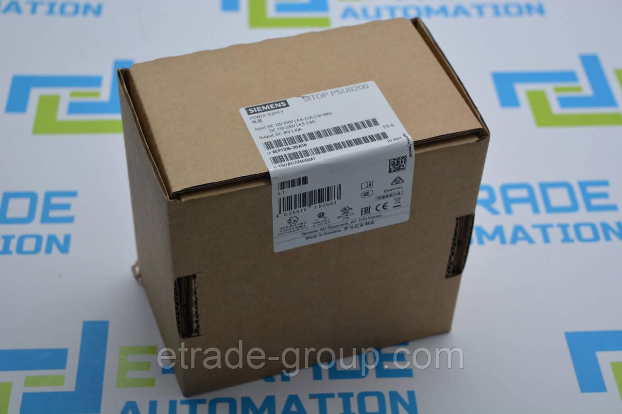 Cистемный блок питания Simatic s7-1500 SIEMENS 6ES7505-0KA00-0AB0
