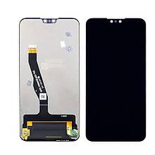 Дисплей для Huawei Y9 2019 JKM-L23/ JKM-LX3 с сенсором Black (DH0669)