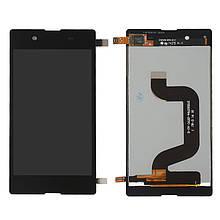 Дисплей для Sony Xperia E3 D2202/ D2203/ D2206/ D2243/ D2212 с сенсором Black (DH0673)