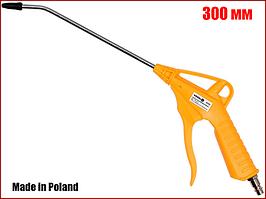 Пистолет для продувки длинный 300 мм Vorel 81633