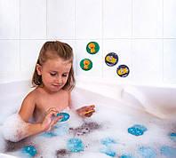 Игрушка для купания в ванной, фишки игра-мемо, Janod