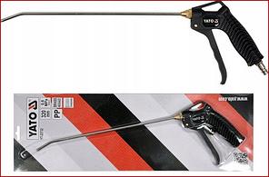 Пистолет для продувки длинный 320 мм YATO YT-23732