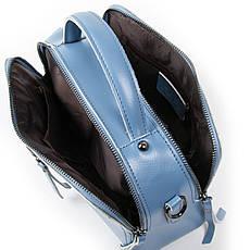 Сумка Жіноча Класична шкіра ALEX RAI 03-02 9119 Синяя, фото 3