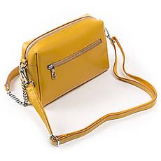 Женская сумка-кроссбоди кожа ALEX RAI 03-02 1052 Желтая, фото 2