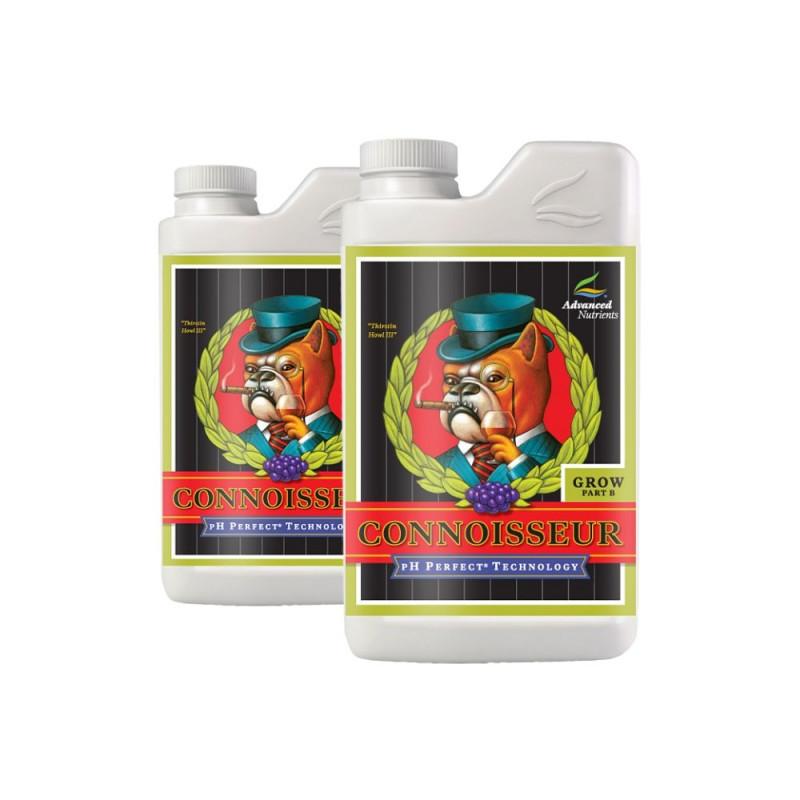 Комплект добрив Advanced Nutrients pH Perfect Connoіsseur Grow AB 1л