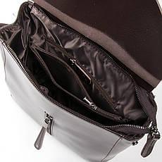 Рюкзак женский кожаный ALEX RAI 05-01 3206 brown, фото 3