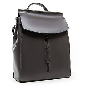 Рюкзак женский кожаный ALEX RAI 05-01 3206 серый