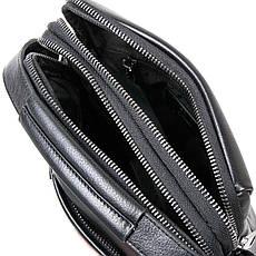 Сумка Чоловіча Планшет шкіряний BRETTON BE N3691-4 черная, фото 3