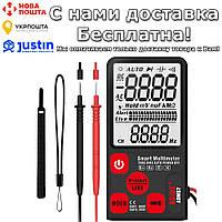 Мультиметр цифровой ультрапортативный Bside ADMS7 ADMS7-TN LCD