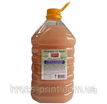 Мыло хозяйственное жидкое 5л