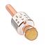 Бездротовий мікрофон WS-858 Bluetooth портативний караоке РІЗНІ КОЛЬОРИ Блютуз з динаміком ВС858 (колонкою), фото 9