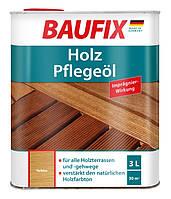 Масло для террас и садовой мебели Holz Pflegeöl (3л) Орех