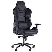 Крісло VR Racer Expert Maestro чорний/чорний, TM AMF