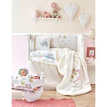 Покривала для малюків в ліжечко-колиску