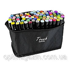Набір скетч-маркерів Touch sketchmarker (TOUCH204-BL)