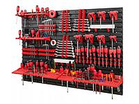 Панель перфорированная для инструментов 115х78см