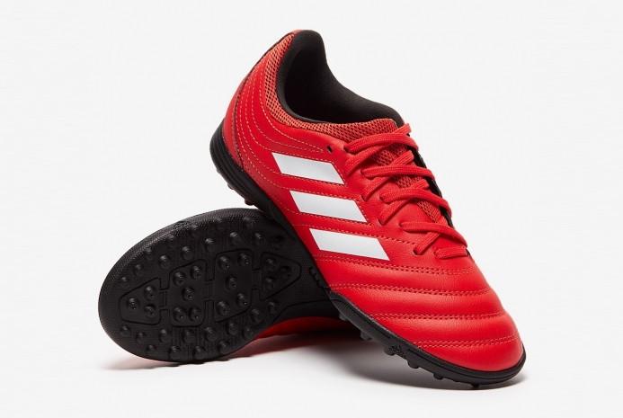 Детские сороконожки Adidas Copa 20.3 TF J Оригинал.