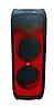 Портативная колонка аккумуляторная с Bluetooth и 2 микрофоном ZXX-5508, фото 3