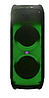 Портативная колонка аккумуляторная с Bluetooth и 2 микрофоном ZXX-5508, фото 4