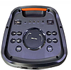 Портативна колонка акумуляторна з Bluetooth і 2 мікрофоном 1000W rms ZXX-5508, фото 6