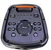 Портативная колонка аккумуляторная с Bluetooth и 2 микрофоном ZXX-5508, фото 6
