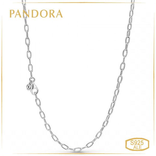 Ланцюжок Пандора з сучасних ланок Pandora 399410C00-50