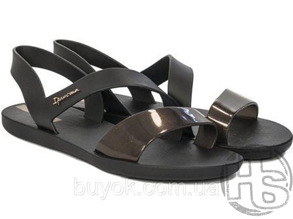 Жіночі сандалі Ipanema Vibe Sandal Fem Black 82429-21120