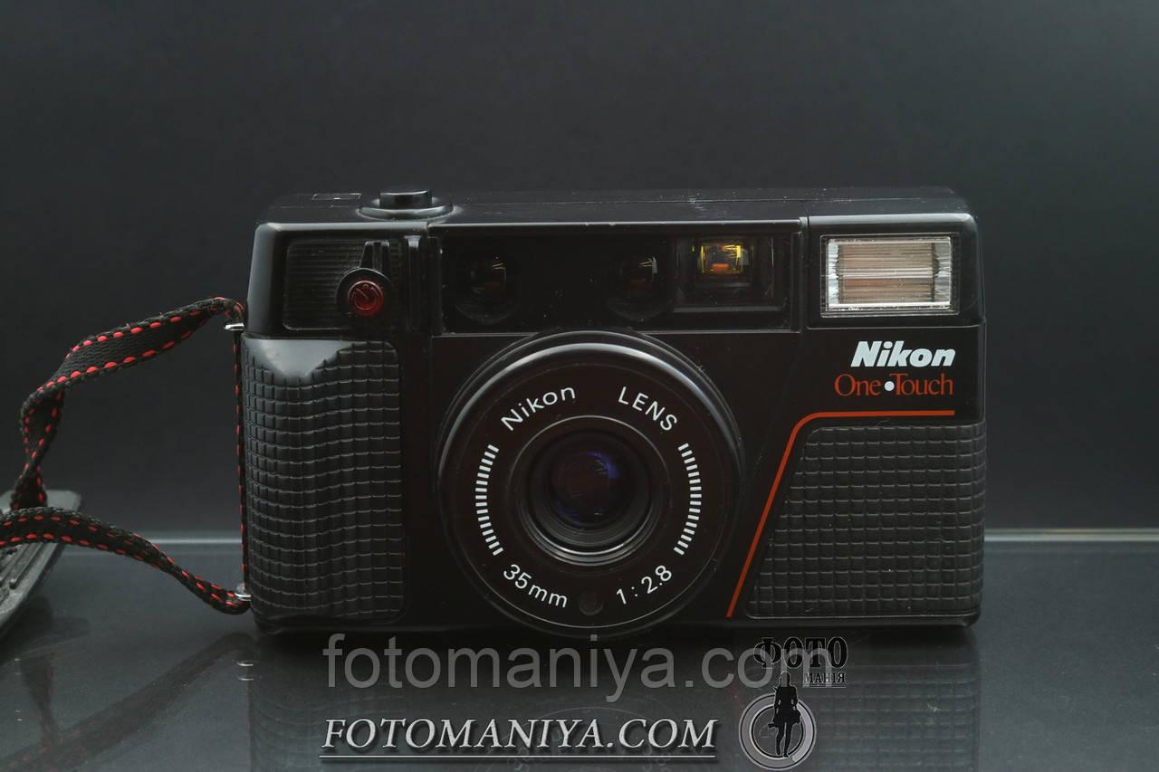 Nikon L35 AF2 One Touch 35mm F2.8 Lens