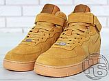 Мужские кроссовки Nike Air Force 1 High '07 LV8 WB Flax 882096-200, фото 5
