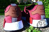 Жіночі кросівки Adidas NMD R1 Maroon S75231, фото 2