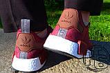 Жіночі кросівки Adidas NMD R1 Maroon S75231, фото 4