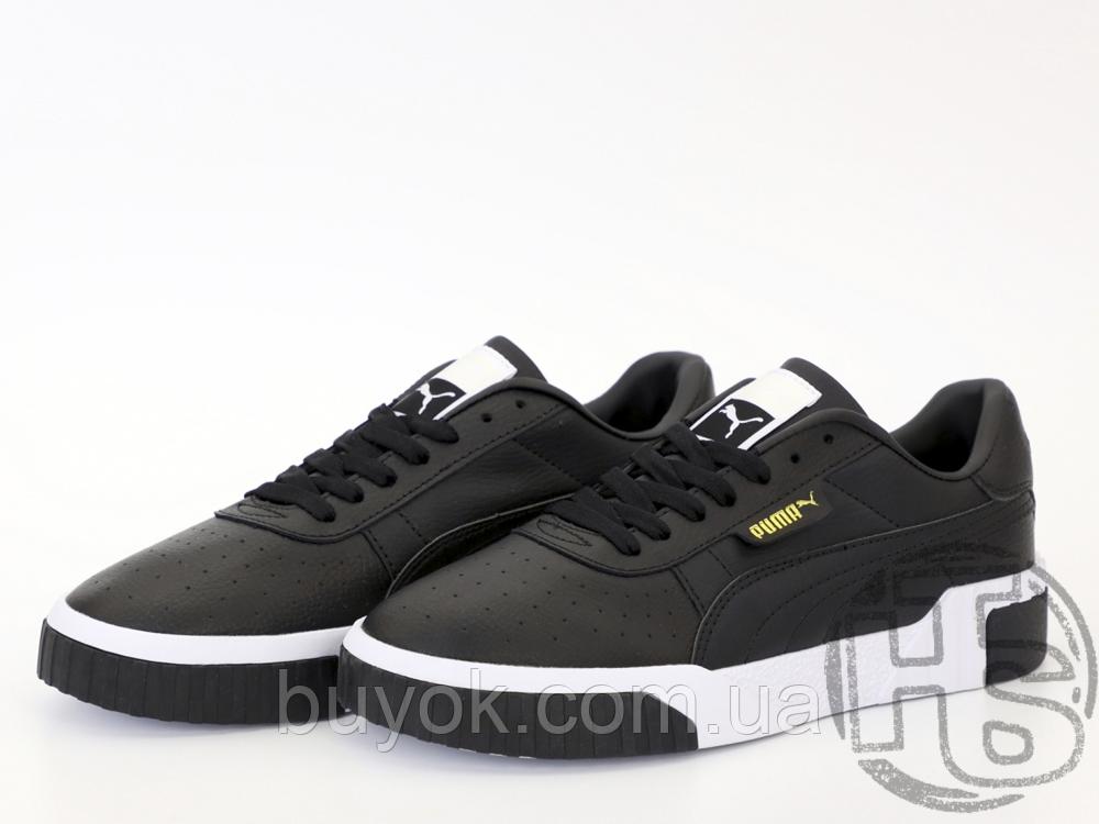 Жіночі кросівки Puma Cali Black White 369155-03