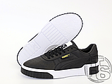 Жіночі кросівки Puma Cali Black White 369155-03, фото 4