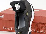 Жіночі кросівки Puma Cali Black White 369155-03, фото 6